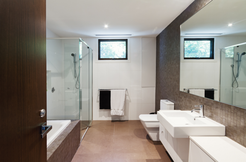 Enjoyable Bathroom Addition Bathroom Remodelers In Seattle Wa Home Interior And Landscaping Ologienasavecom